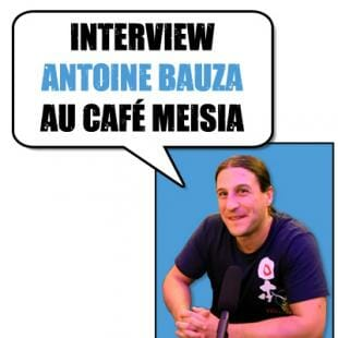Interview Antoine Bauza au Café Meisia