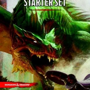 Dungeons & Dragons 5e ed Starter Set
