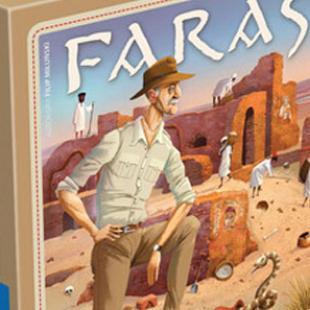 Faras, les mains dans les fouilles