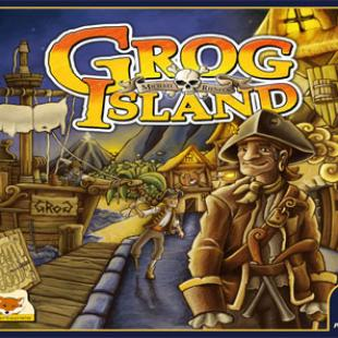 Grog Island ! Ergh, les pirates n'ont pas dit leur dernier mot [Essen]