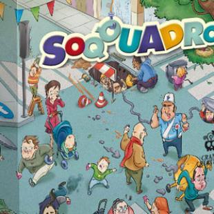 Soqquadro, le jeu du big bazar