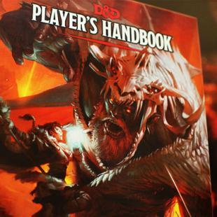 D&D 5e Edition – Player's Handbook (partie 1)
