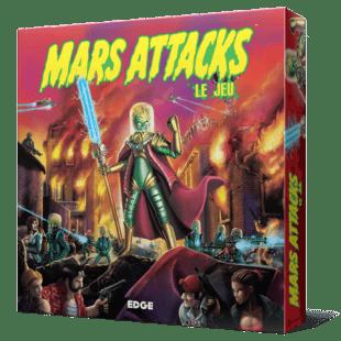 Le test de MARS ATTACKS