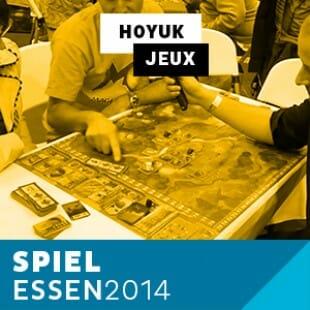 Essen 2014 – Day 1 – Hoyuk – Mage Company – VF