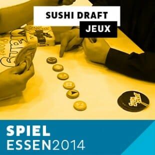 Autour de Sushi Draft !