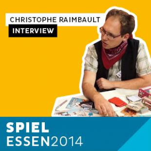 Essen 2014 – Day 1 – Interview Christophe Raimbault – Ludonaute – VF