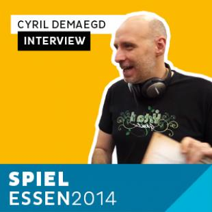 Essen 2014 – Day 1 – Interview Cyril Demaegd – Space Cowboys – VF