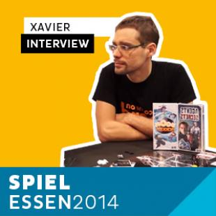 Essen 2014 – Day 2 – Interview Xavier – Playad Games – VF
