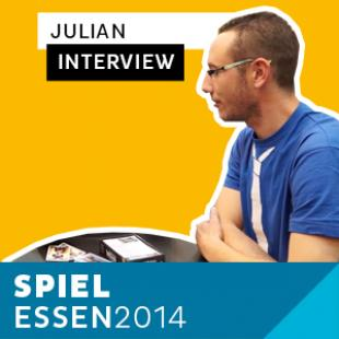 Essen 2014 – Day 2 – Interview Julian – Blackrock – VF