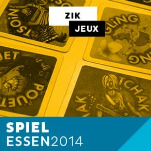 Essen 2014 – Day 2 – Zik – Blackrock – VF