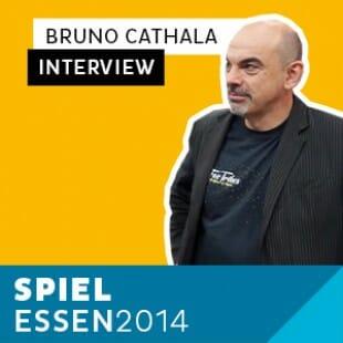 Essen 2014 – Day 3 – Interview Bruno Cathala – Hurrican – VF