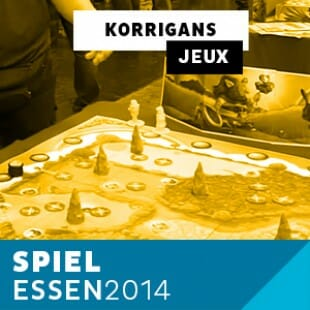 Essen 2014 – Day 4 – Korrigans – Ilopeli – VF
