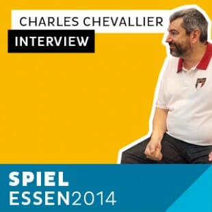 Essen 2014 – Day 4 – Interview Charles Chevallier – VF