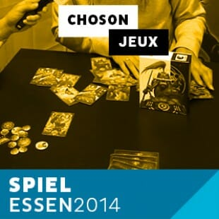 Essen 2014 – Day 4 – Gary Kim – Choson – VOSTFR