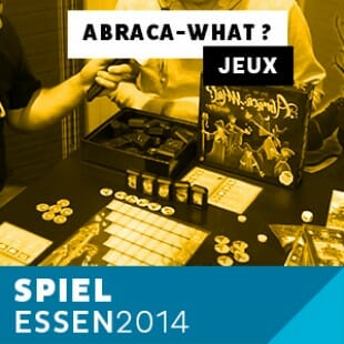 Essen 2014 – Day 4 – Gary Kim – Abraca… What ?- VOSTFR