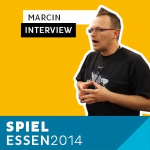 Essen 2014 – interview Marcin – Creative Maker (Galaxy of Trian) – VOSTFR