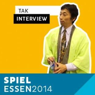 Essen 2014 – Day 3 – Interview Nobuaki Takerube – Japon Brand – VOSTFR