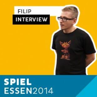 Essen 2014 – Day 4 – Interview Filip – Czech Games – VOSTFR