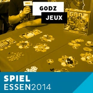 Essen 2014 – Day 4 – GodZ – Red Glove – VOSTFR