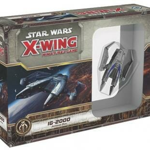 Star Wars X-Wing : Le Jeu de Figurines, IG 2000