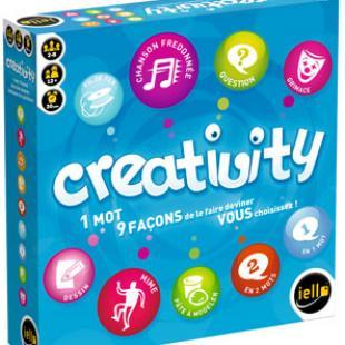 Le choix des armes : creativity !