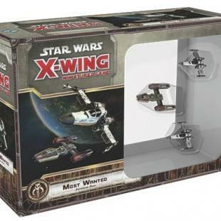 Star Wars X-Wing : Le Jeu de Figurines Ennemis Publics