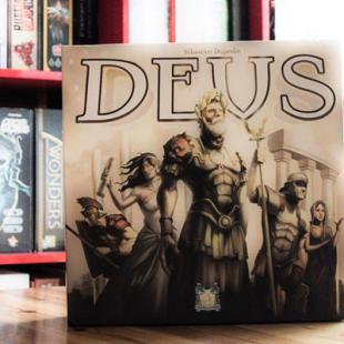 Deus : Opus Dei