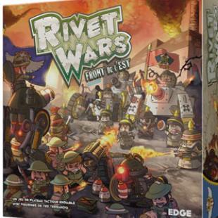 Easy, fast, brutal : Rivet wars