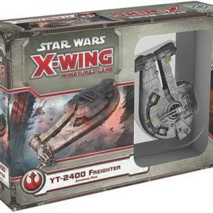 Star Wars: X-Wing Miniatures Game – YT-2400