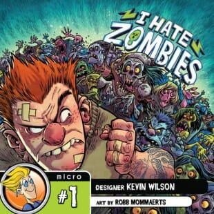 Le test de I Hate Zombies.