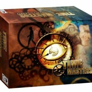 Time Masters – C'est l'heure du de-de-deck-building !