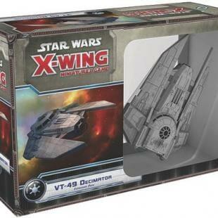 Star Wars: X-Wing Miniatures Game – VT-49 Decimator