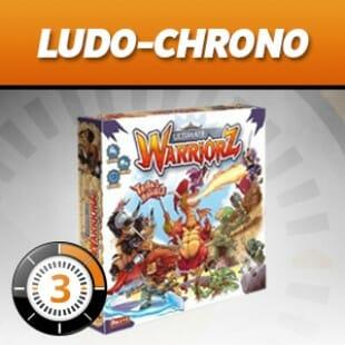LudoChrono – Ultimate Warriorz