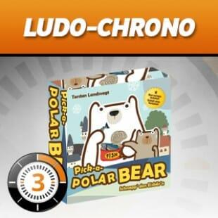 LudoChrono – Pick a polar bear
