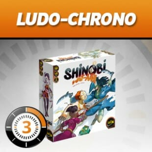 LudoChrono – Shinobi Wat-aah!