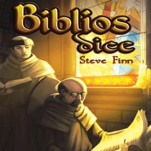 Biblios Dice, cube qui roule au monastère