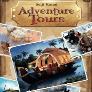 Hier j'ai découvert Adventure Tours