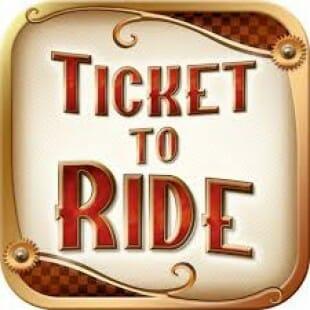 Ticket to Ride sur IPad