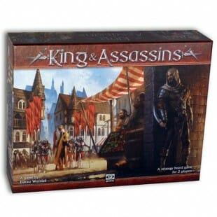 Kings and Assassins – Duel asymétrique dans les ruelles