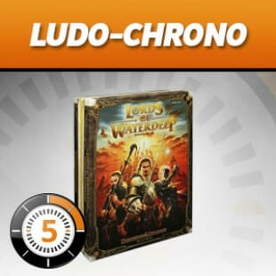 LudoChrono – Lords of Waterdeep
