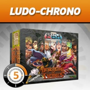 LudoChrono – Battlecon : devastation of Indines