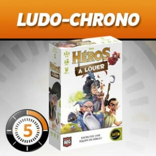 LudoChrono – Héros à louer