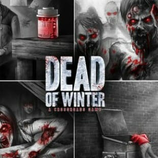 Journée Dead of winter sur Ludovox