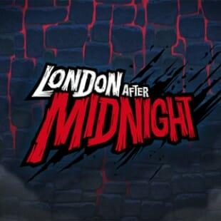 London After Midnight, du côté obscur de l'Espagne