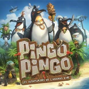 Pingo Pingo le retour de Squad Seven (avec des pingouins cannibales)