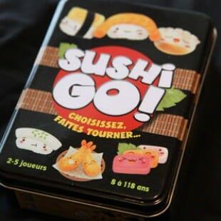 Sushi Go Go Go !