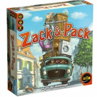 Zack & Pack is back !