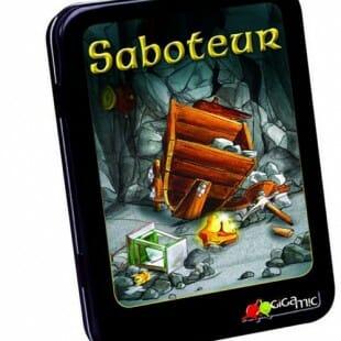 Saboteur – Quand les sept nains jouent aux dix petits nègres