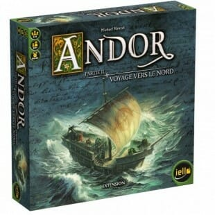 Andor – Voyage vers le Nord, des aventures polaires !