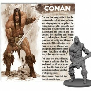 Conan, l'homme qui valait 1M$